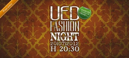UED Fashion Night 2012 - cantine riunite band